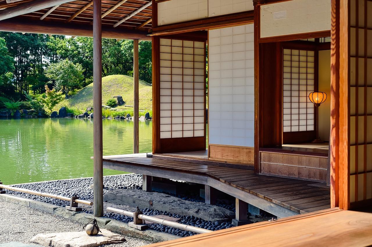 Der japanische Pflanzengarten: Harmonie auch auf kleinster Fläche